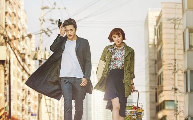 シャーロックホームズは現在、最新の韓国輸出の主婦、ミステリークイーンです