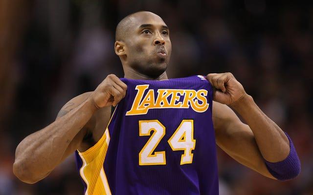 Wszyscy są zachwyceni szokującą śmiercią gwiazdy NBA, Kobe Bryanta