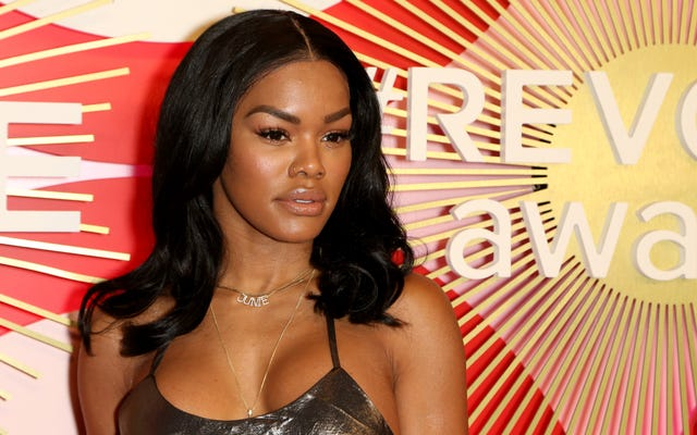 Teyana Taylor présente Erykah Badu, Lauryn Hill dans l'album, qui arrive le juin