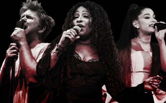 アリアナ・グランデ、チャカ・カーン、そして2月にあなたを暖かく保つための18枚の新しいアルバム