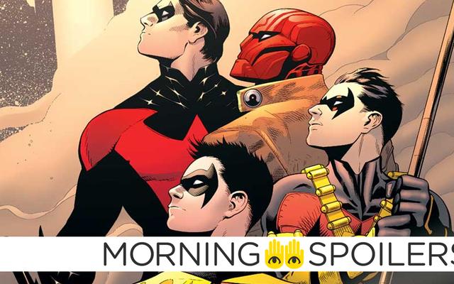 การแสดงใหม่ของ Teen Titans สามารถนำอดีต Robin อีกคนเข้ามาได้หรือไม่?