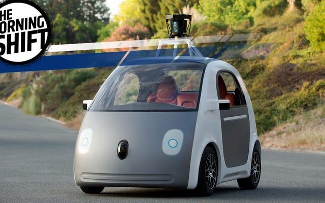 グーグルは伝えられるところによると自分の車を作ることをあきらめる