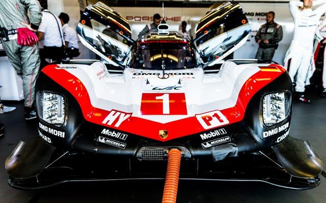 จุดจบของทีมต้นแบบ Le Mans ของปอร์เช่มีความซับซ้อนมากกว่าที่คุณจะจินตนาการได้