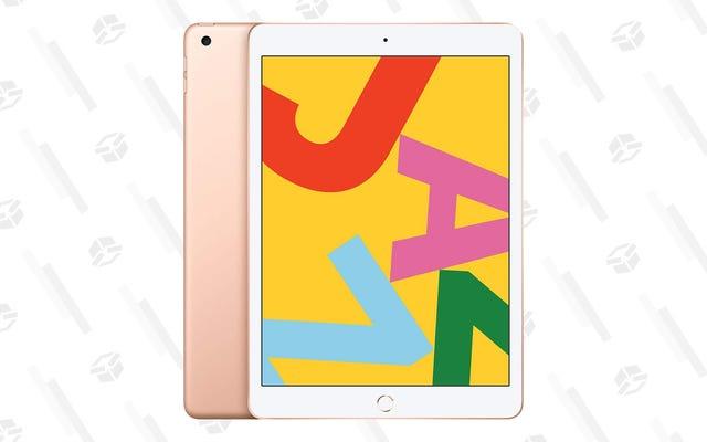 Золотой стандарт 10,2-дюймового iPad от Apple снова возвращается к цене 250 долларов