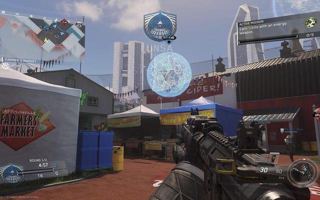 'Bugged' Beta Menüsü, Call of Duty: WWII için Uplink Modunun Geri Dönüşünü Gösteriyor, Oyuncu Söyledi