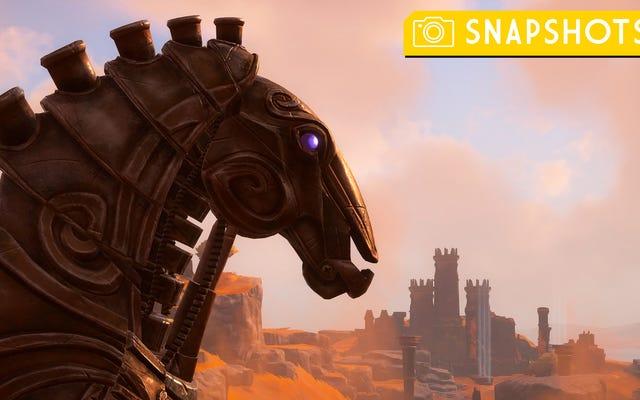 To jest duży koń