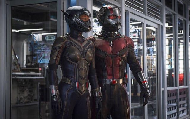 Come le scene post-crediti di Ant-Man e The Wasp si collegano ad Avengers 4