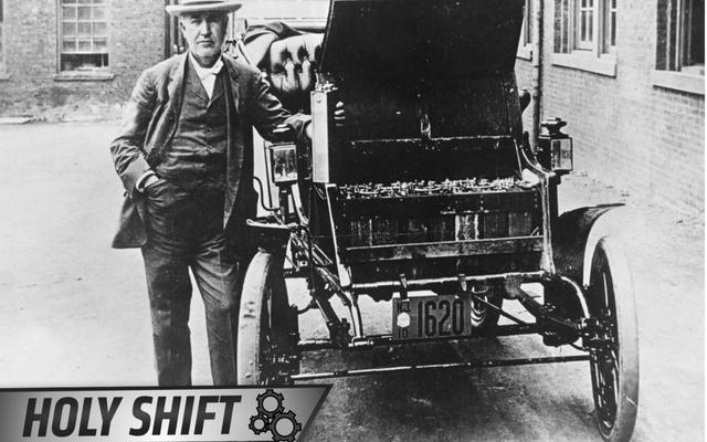 Por que os carros elétricos governaram as estradas 100 anos atrás