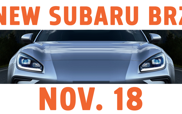 टोटली रिडिजाइन किया गया सुबारू BRZ 18 नवंबर को डेब्यू करेगा और एक नया टीज़र एक लॉट दिखाता है