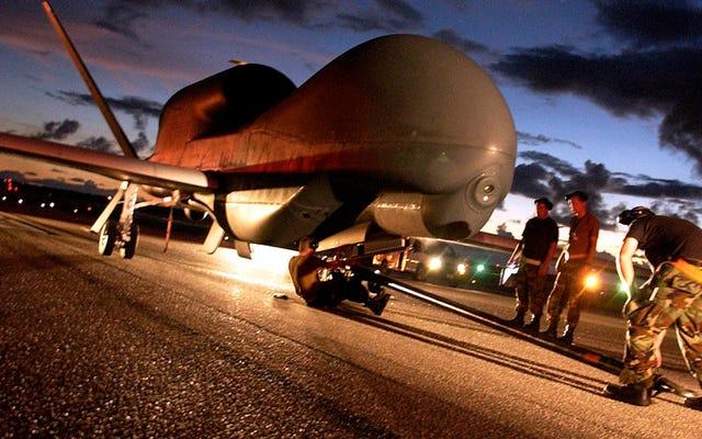 La Fuerza Aérea de los EE. UU. Tendrá pilotos alistados por primera vez desde la Segunda Guerra Mundial, pero serán drones voladores
