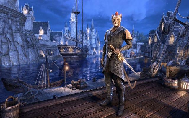 Elder Scrolls Onlineは、以前は悪いテーマパークでしたが、今では素晴らしいテーマパークになっています