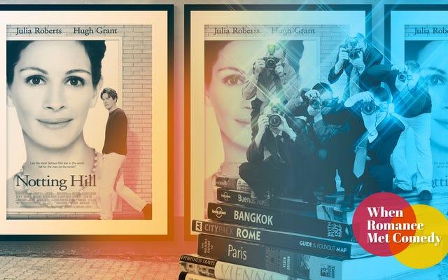 Notting Hill ha riunito due titani delle commedie romantiche