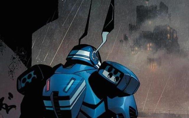 新しいバットマンがいます、そして彼の名前はブルースウェインではありません