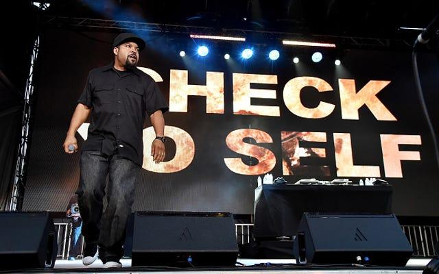 Ice Cube to Bill Maher: los blancos se vuelven demasiado 'familiares' cuando salen con negros
