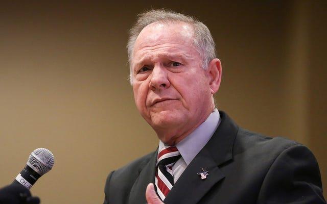 โรงงาน DNC ที่สับสน Roy Moore ไม่แน่ใจว่าเขาจะทำอะไรได้อีกเพื่อทำลายชื่อเสียงของพรรครีพับลิกัน