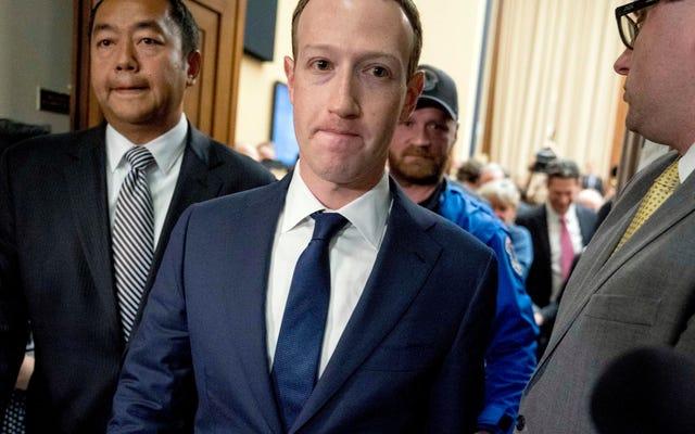 マーク・ザッカーバーグは、Facebookを「理解」していないため、Facebookを信頼していないと考えています