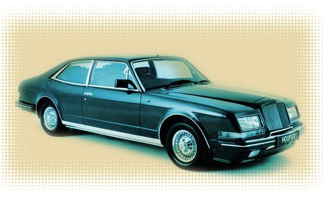 เคยสงสัยไหมว่าจะเกิดอะไรขึ้นถ้า Bentley กระดูก Saab?