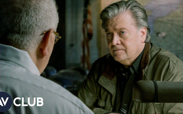 スティーブ・バノンのエロール・モリスと彼が強力なシットヘッドと話すことについて好きなこと