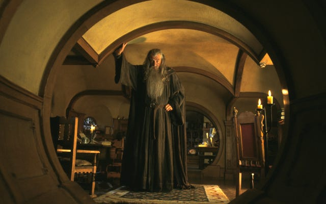 20 ปีต่อมาบล็อกการถ่ายทำ Lord Of The Rings ของ Ian McKellen ยังคงมีเสน่ห์เหมือนบ้านของฮอบบิท