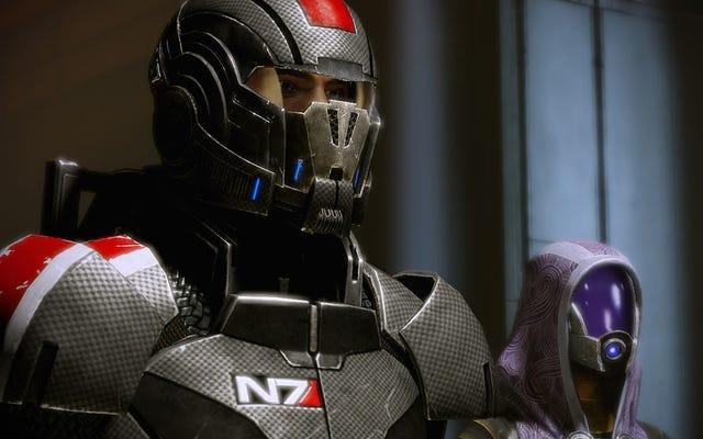 Mass Effect2のルールの大きさについて話しましょう