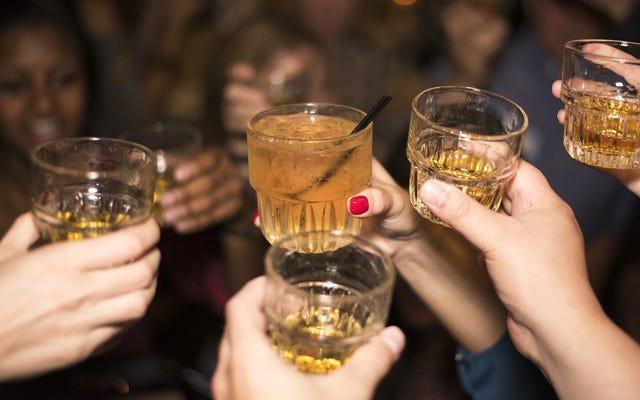 妊娠中に飲むことができる「安全な」量のアルコールはまだありません