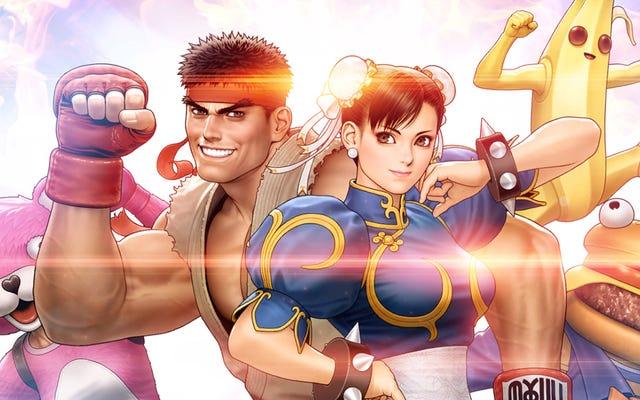 Fortnite ottiene il crossover di Street Fighter [Aggiornamento]