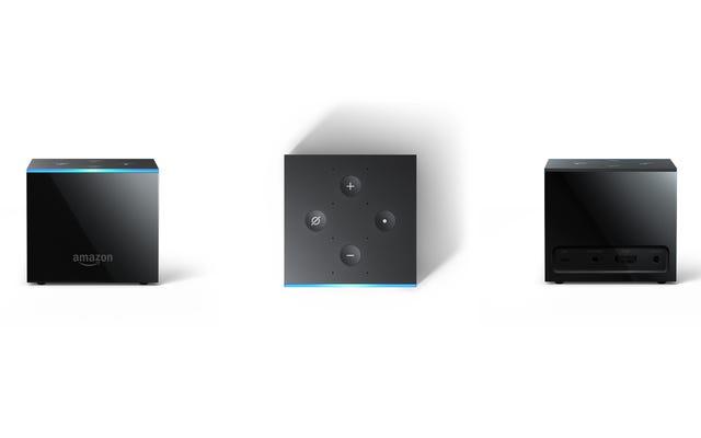 Amazon Fire TV Cube Adalah Keingintahuan Lain yang Didukung Alexa