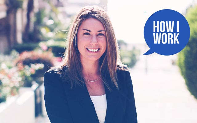 Ben Lauren McGoodwin, Career Contessa'nın CEO'suyum ve Bu Nasıl Çalışıyorum