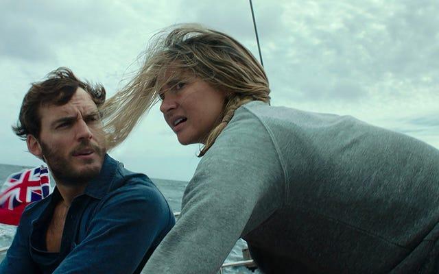Adrift изучает, когда плохие вещи случаются с тусклыми людьми