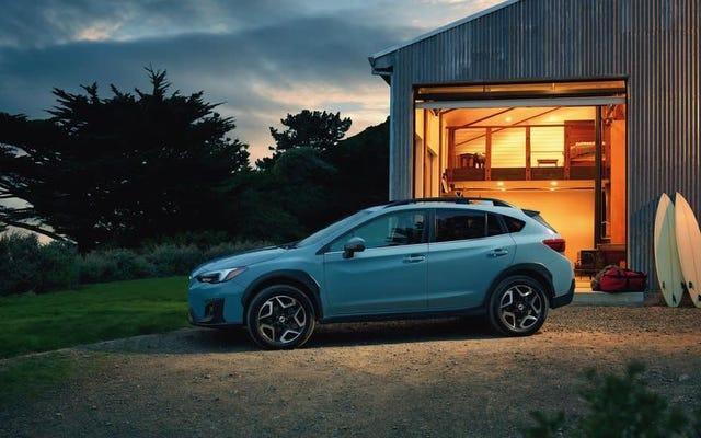 Subaru отзывает более 200000 автомобилей Imprez и CrossStreks, которые могут потребовать замены двигателя