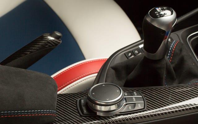 BMW M3 dan M4 Yang Akan Datang Akan Punya Manual, Alhamdulillah