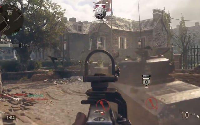 Call of Duty: WWII Beta vuelve a las raíces de la serie y funciona