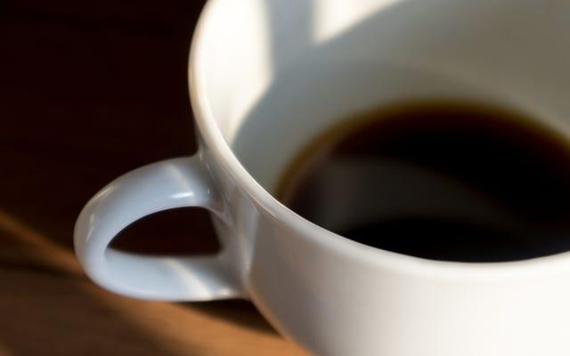 इसके लिए अपनी प्रशंसा को फिर से जगाने के लिए अपनी सुबह की कॉफी को तीन दिनों के लिए छोड़ दें