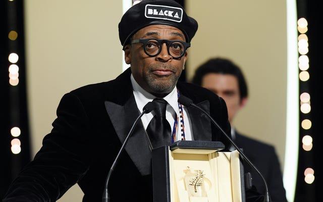 スパイク・リーは、ブラック・クランズマンの警官の描写を擁護します。「すべての警察が腐敗しているとは決して言いません」