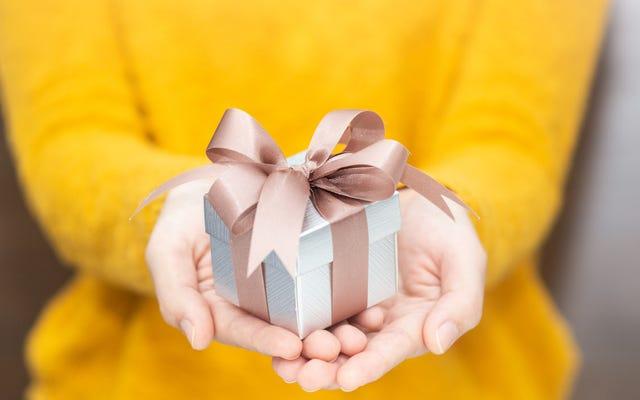 これまでに受け取った最高の食品関連の贈り物は何ですか?