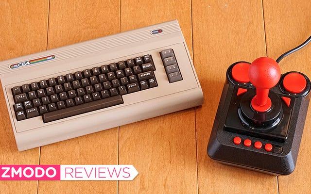 Этот крошечный клон идеально воссоздает игровой опыт Commodore 64