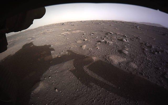 Вот что ждет марсоход Perseverance Rover на Марсе