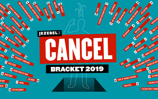 Bienvenue au Cancel Tournament 2019 de Jezebel