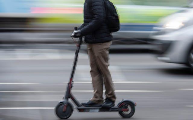 ニューヨーク州が電動スクーターとバイクを合法化する