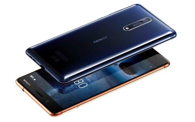 Nokia powraca: nowa Nokia 8 ma dwa aparaty Zeiss i najnowszego Androida w najczystszej postaci