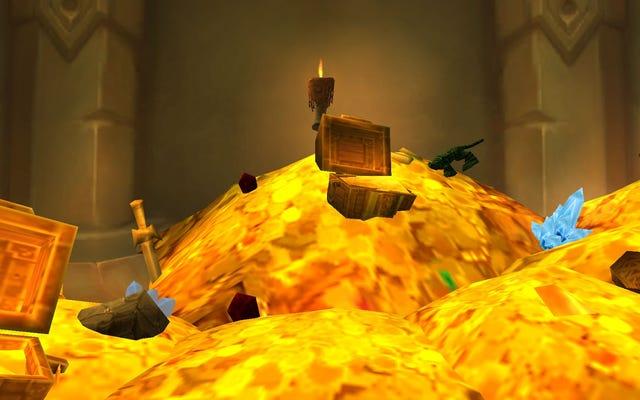 Destiny 2が明らかにした後、WoWトークンの価格が史上最高に跳ね上がる
