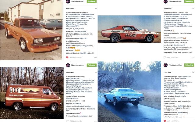 ย้อนกลับไปในทศวรรษที่ 70 รถคัสตอมทุกคันมีชื่อ