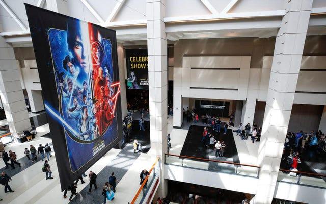 La celebrazione di Star Wars 2020 è stata annullata; Tornerà nel 2022