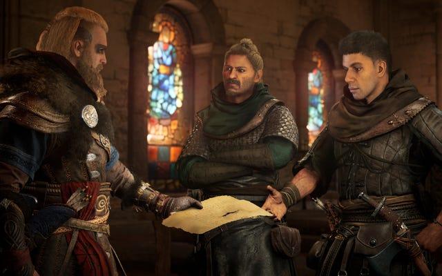 I fan finalmente scoprono il linguaggio di Assassin's Creed