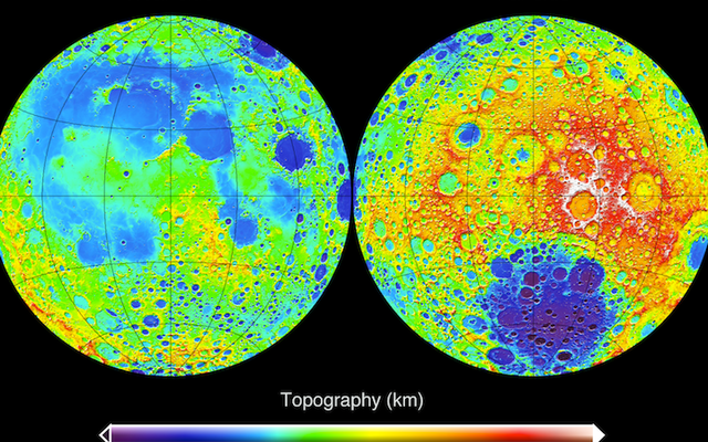चीन के लूनर मिशन को चंद्रमा के सुदूर तरफ मेंटल सामग्री मिली है