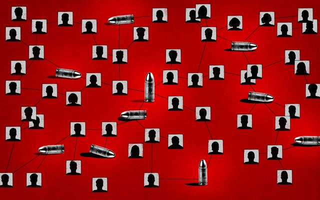 Le problème de traiter la violence armée comme un virus