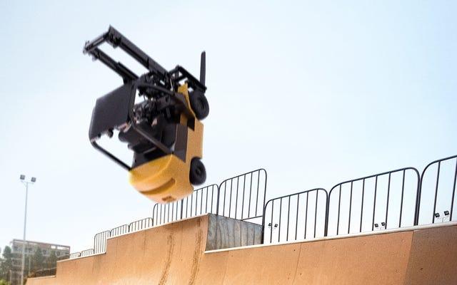 OSHA annuncia che la certificazione del carrello elevatore rinnovata presenterà la porzione Halfpipe