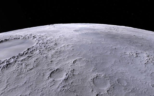 Orbita intorno alla luna dalla comodità della tua casa