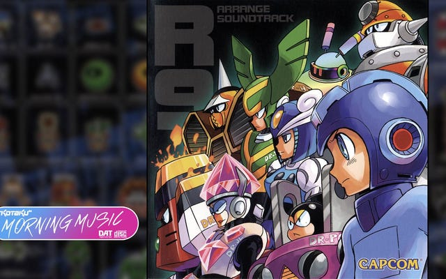 Get Equipped With Pretty Good Mega Man 9 Arrange Album