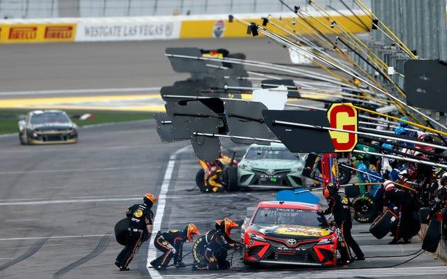 私はそれを言うつもりです:すべてのレーシングシリーズがテレビ番組を必要とするわけではありません
